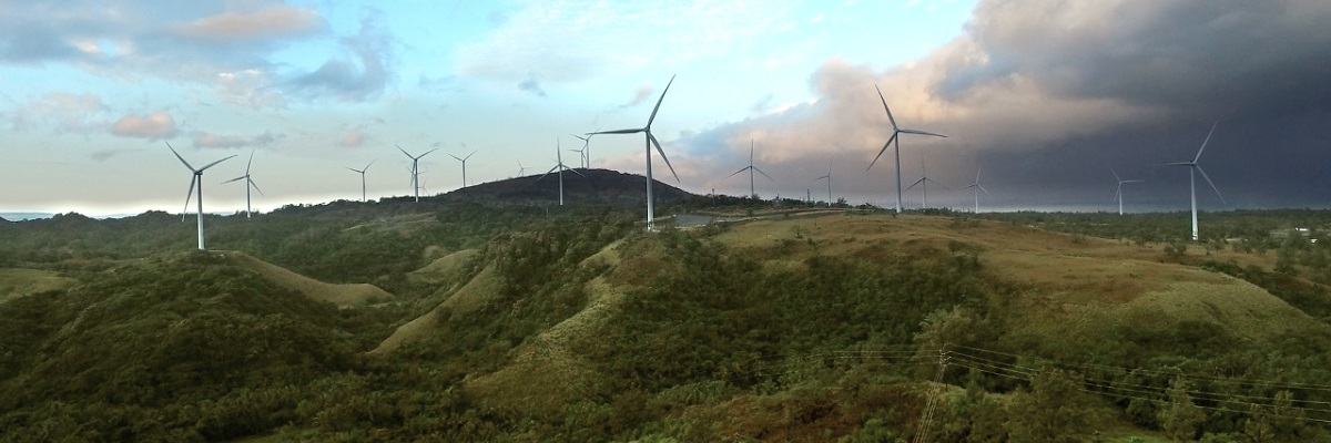 Caparispisan Wind Farm