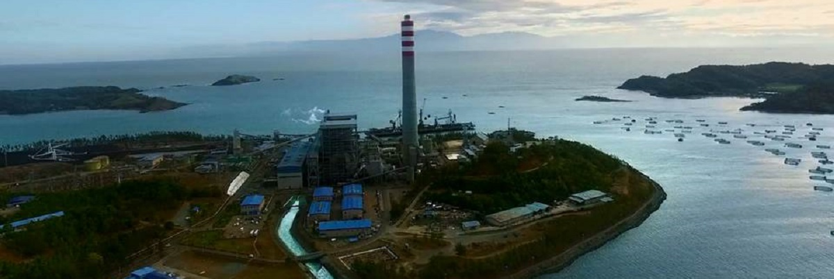 Sual Power Plant